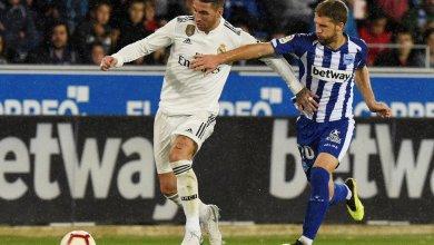 ديبورتيفو ألافيس ضد ريال مدريد