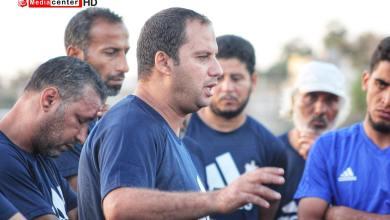 المدرب المصري محمد العودة