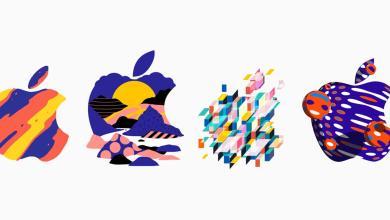 شعارات شركة آبل