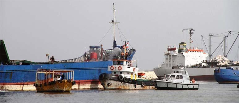 ميناء طرابلس - أرشيفية