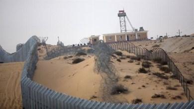 حدود مصر والسودان