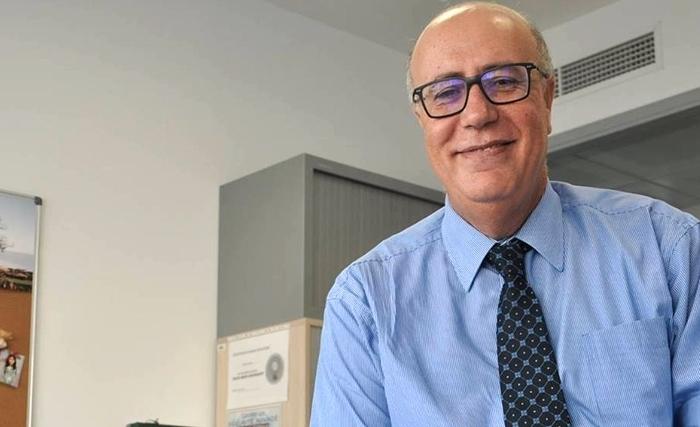 محافظ البنك التونسي المركزي، مروان العباسي