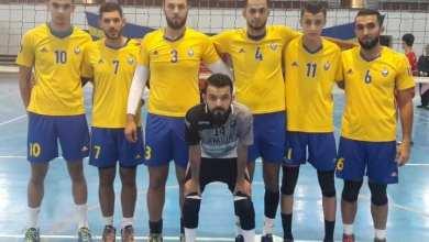نادي الجزيرة - الكرة الطائرة