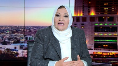 رئيس جمعية نساء ضد العنف في الأردن خلود خريس