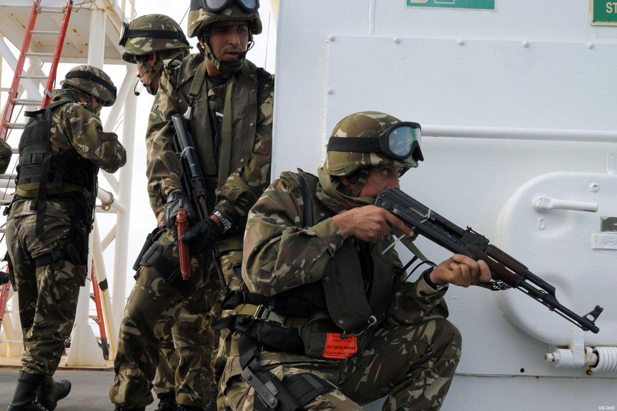 الجيش الجزائري- إرشيفية