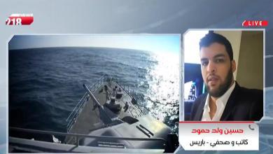 الكاتب الصحفي حسين ولد حمود