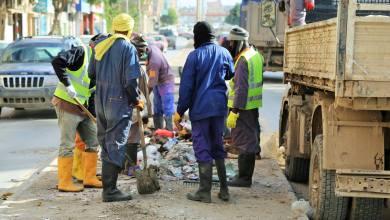 حملة مُكثفة لإنقاذ بنغازي من القمامة