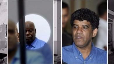 عبدالله السنوسي و ابوعقيلة مسعود- المصدر ITV