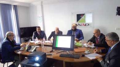 لجنة المنشطات الليبية تجتمع بممثل الوادا