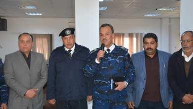 تشكيل غرفة أمنية مشتركة في الجفارة