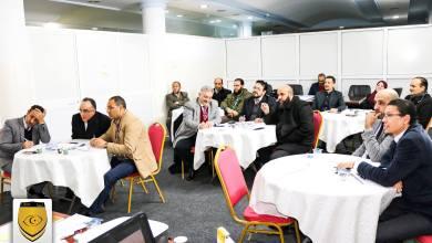دورة تدريبية بمجال تحليل السياسات العامة
