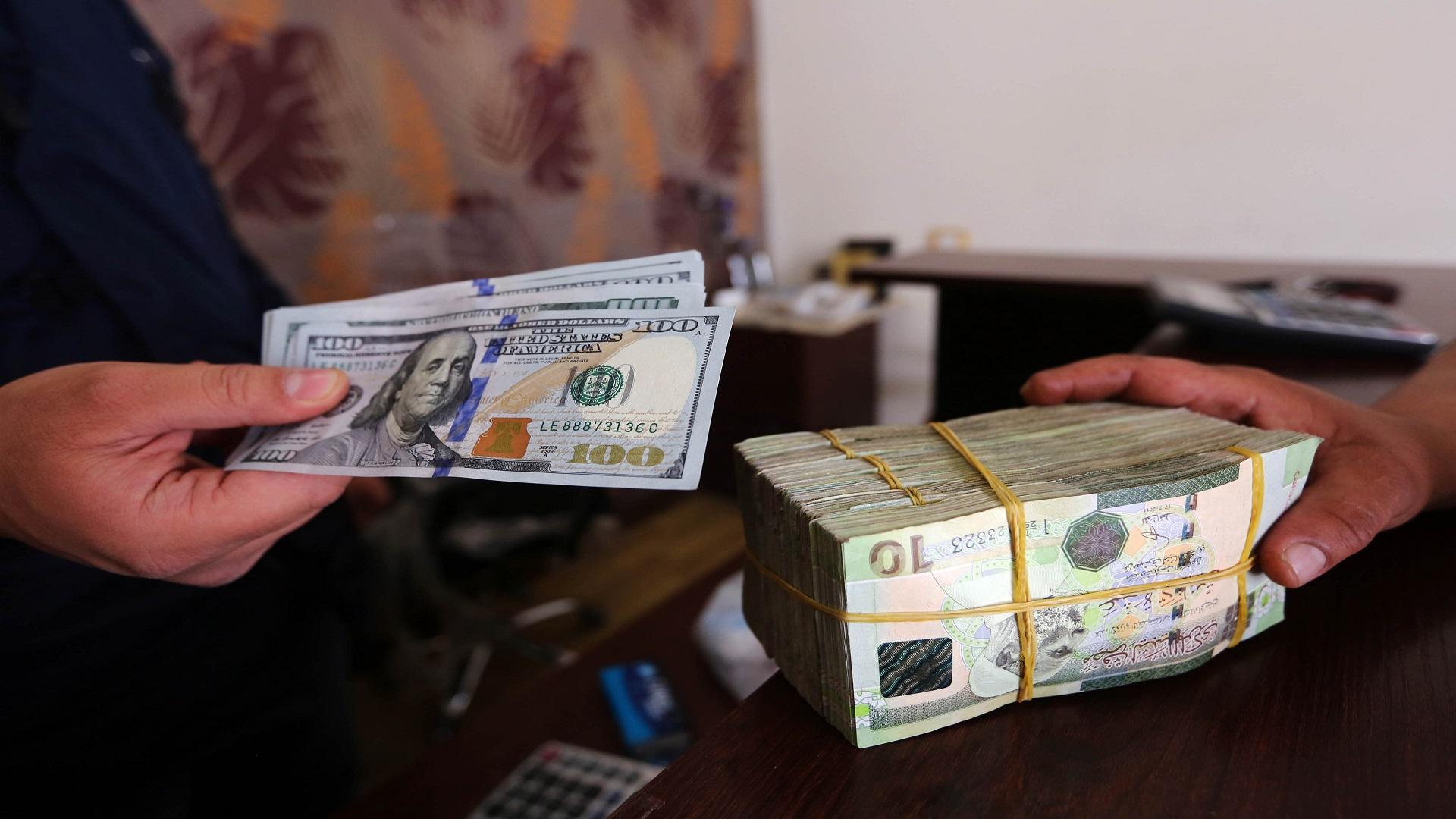 الدينار مقابل العملات الأجنبية - أرشيفية