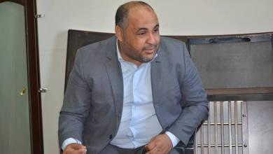 عميد بلدية السواني بني آدم شعبان السويسي