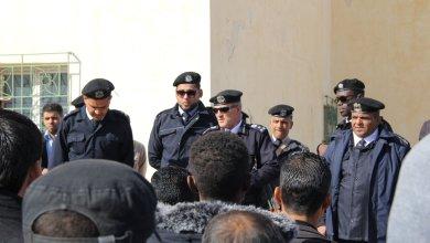 مدير أمن مصراتة يجتمع بالقيادات الأمنية - أبوقرين