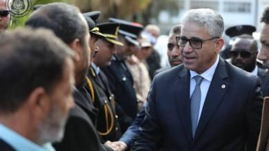 وزير الداخلية المفوض بحكومة الوفاق فتحي باشاغا
