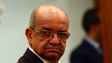 وزير الشؤون الخارجية الجزائري عبد القادر مساهل
