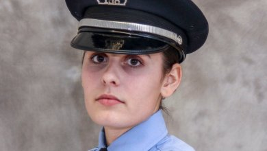 """الشرطية الأميركية """"كاثلين أليكس"""""""