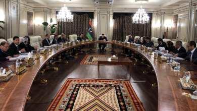 اجتماع مجلس الوزراء العادي الأول للعام 2019 - طرابلس