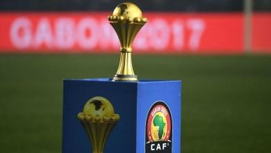 الاتحاد الإفريقي لكرة القدم كاف