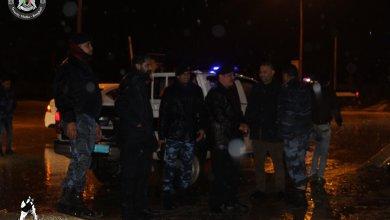 الأجهزة الأمنية - بنغازي