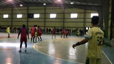 الجولة الثالثة من منافسات دوري كرة اليد - بنغازي
