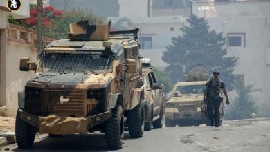 الجيش الوطني - درنة