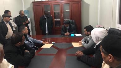 رئيس اللجنة المُشكلة لتحديد احتياجات المرافق الصحية في الجنوب، الطاهر عبد العزيز سليمان