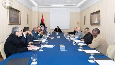 الملتقى الوطني الجامع بالمجلس الأعلى للدولة