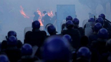 احتجاجات الجزائريين