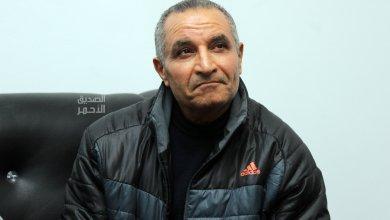 المدرب التونسي محمد المنصف بن سعيد