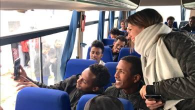 159 طالب لجوء إريتري في ليبيا يُرحّلون إلى النيجر