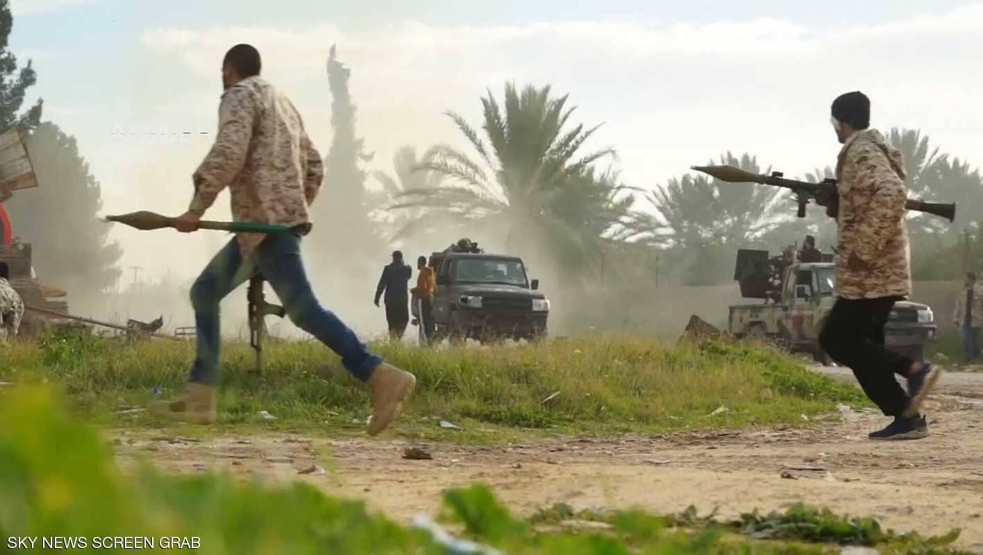 منظمة حقوقية: اشتباكات طرابلس كشفت فشل الرئاسي