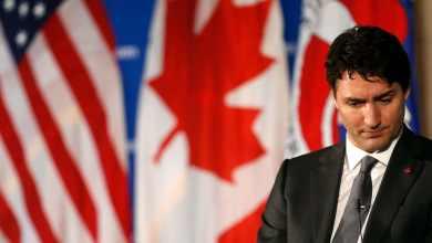 رئيس الوزراء جاستين ترودو