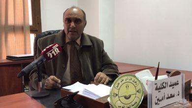 د.أسعد أمين - عميد كلية التربية تيجي