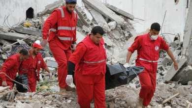 الهلال الأحمر الليبي - درنة