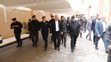 باشاغا يتابع الموقف الأمني في العاصمة