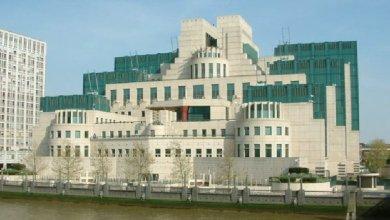 جهاز الاستخبارات البريطانية