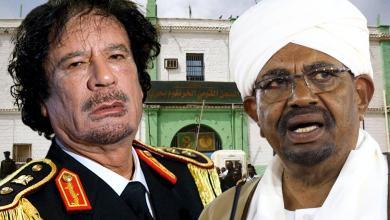 عمر البشير - سجن كوبر - معمر القذافي