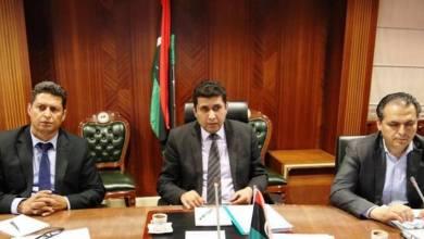 وزير المالية فرج بومطاري