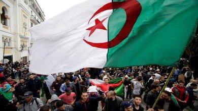 مظاهرات الجزائر 2