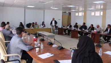 اجتماع موسع في سواني بن يادم نحو تمكين ذوي الإعاقة من سوق العمل