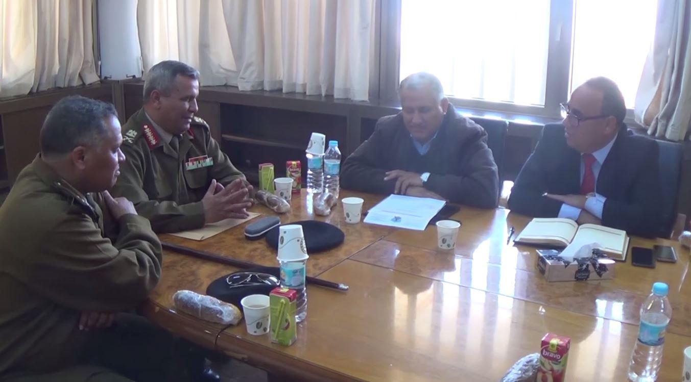 اجتماع تنسيقي في راس لانوف استعداداً لملتقى القبائل الليبية