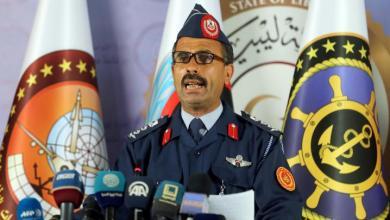 قنونو: قواتنا في الجنوب منعت الإمداد عن الجيش الوطني