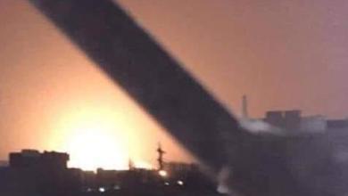 مصادر: قصف جوي يستهدف منطقة وادي الربيع