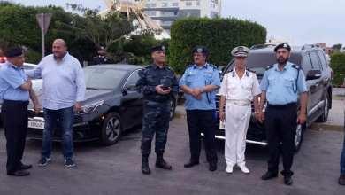 مدير أمن طرابلس العميد سالم قريميده