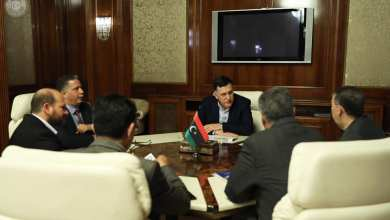 اجتماع الجمعية العمومية للشركة الليبية للبريد والاتصالات