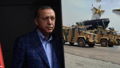 المدرعات التركية - أردوغان