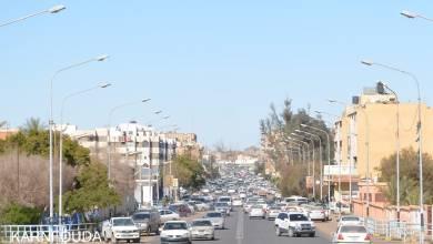بلدية سبها تشهد المرحلة الأولى لخطة تأمين المدينة