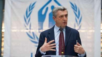 رئيس مفوضية الأمم المتحدة السامية للاجئين فيليبو جراندي