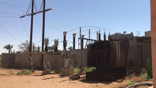 اثارانقطاع الكهرباء وتذبذبه فى المدينة - اوباري.mp4_snapshot_02.56_[2019.07.05_15.05.28]